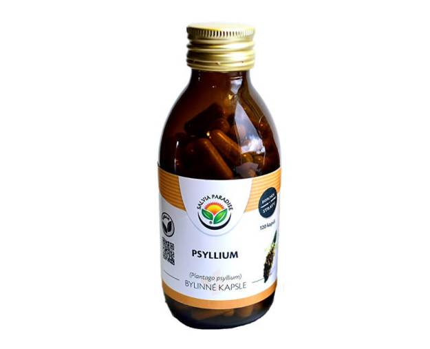 Psyllium kapsle (z54631) od www.prozdravi.cz