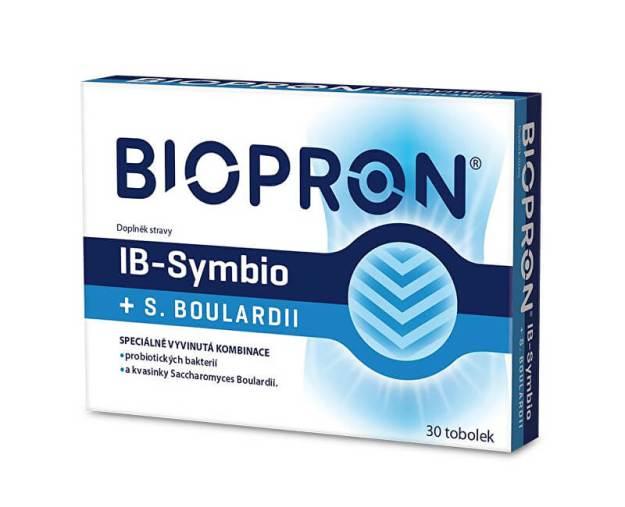 Biopron IB-Symbio + S. boulardi 30 tob. (z55683) od www.prozdravi.cz