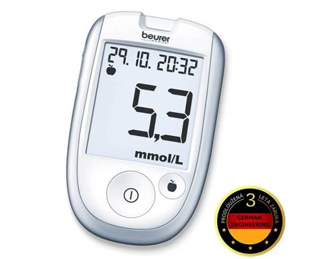 Glukometr GL 42 (z55104) od www.prozdravi.cz