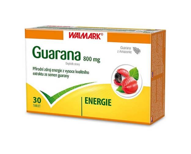 Guarana 800 mg 30 tbl. (z55785) od www.prozdravi.cz