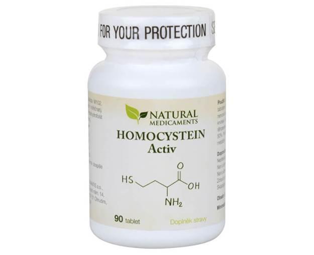 Homocystein Activ 90 tablet (z55335) od www.prozdravi.cz