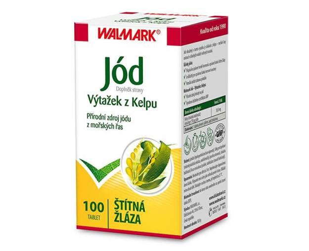 Jód výtažek z Kelpu 100 tbl. (z55789) od www.prozdravi.cz