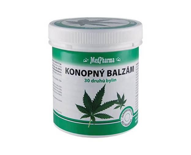Konopný balzám 30 druhů bylin 250 ml (z55992) od www.prozdravi.cz