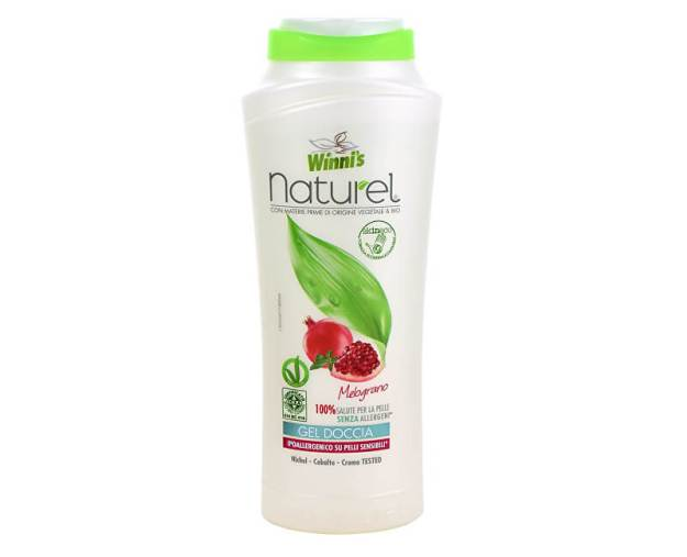 NATUREL Gel Doccia Melograno sprchový gel s granátovým jablkem 250 ml (z55332) od www.prozdravi.cz