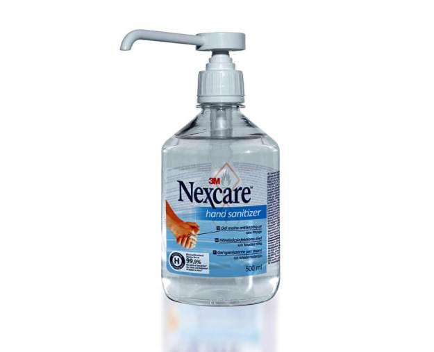 NexCare dezinfekční gel na ruce 500 ml (z55671) od www.prozdravi.cz