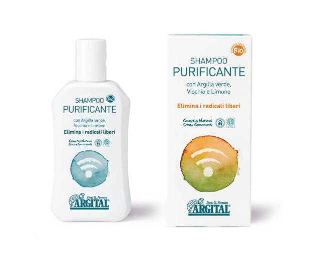 Očistný šampon proti volným radikálům 250 ml (z55040) od www.prozdravi.cz