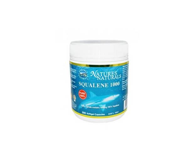 Australian Remedy Squalene 1000 200 kapslí (z55336) od www.kosmetika.cz