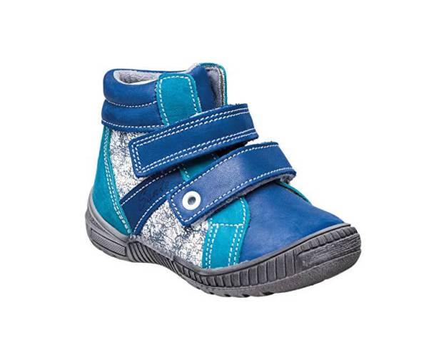 Zdravotní obuv dětská N/LONDON/202/C84/C87 modrá (vel. 19-26) (z55611) od www.prozdravi.cz