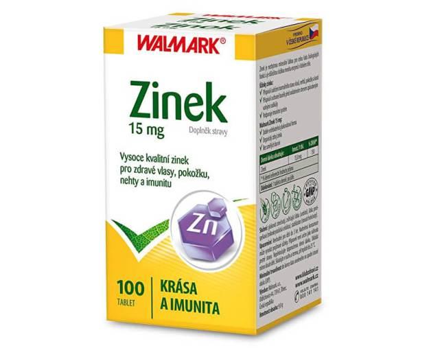 Zinek 15 mg 100 tbl. (z55774) od www.prozdravi.cz