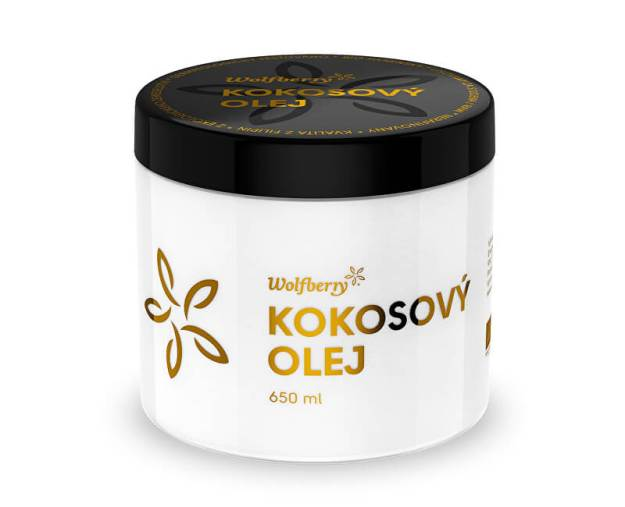 Panenský kokosový olej BIO (z56484) od www.prozdravi.cz