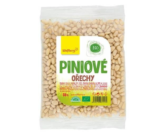 Piniové ořechy BIO 50 g (z56486) od www.prozdravi.cz