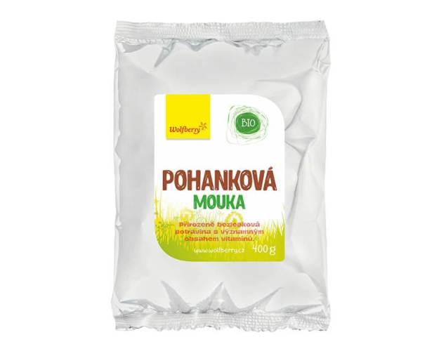 Pohanková mouka BIO 400 g (z56489) od www.prozdravi.cz