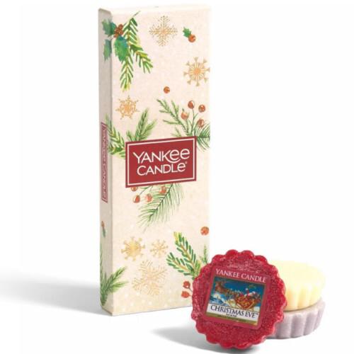 Yankee Candle Dárková sada vonných vosků Magical Christmas Morning 3 x 22 g