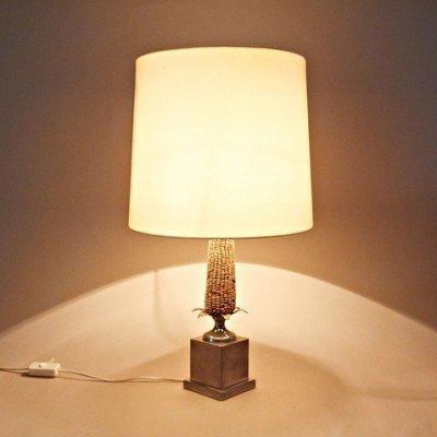 Corn desk lamp 1970s 10370