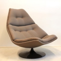 Swivel Lounge Chairs Wheelchair Motor Artifort F591 Chair By Geoffrey Harcourt For 1960s