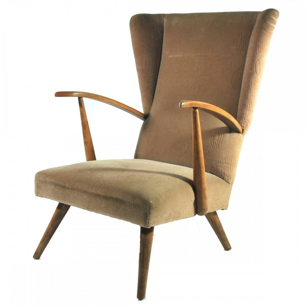 Vintage lounge chair 1960s  34806