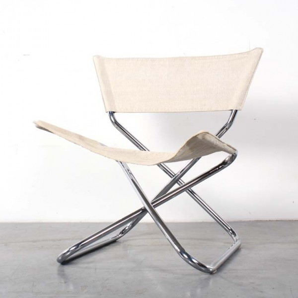 folding z chair antique wooden chairs down lounge by erik magnussen 1960s 35450