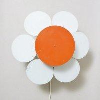 Flower wall lamp, 1960s | #40982