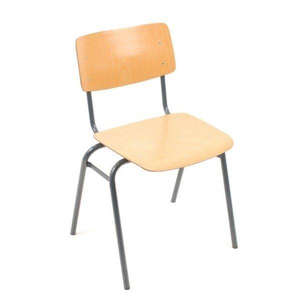 50 x Kwartet School Chair dinner chair by Marko Holland