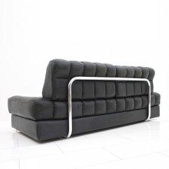 De Sede Sleeper Sofa Wood Modern Style Wooden Set Designs Ds 85 By 1960s 47263