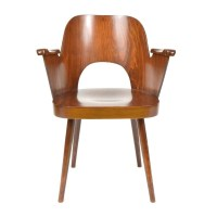 Dinner chair by Oswald Haerdtl for Ton Czechoslovakia ...
