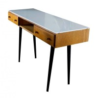Vintage writing desk, 1960s | #53978