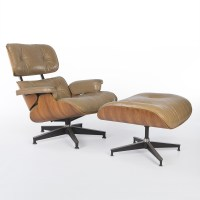 Eames Lounge Chair & Ottoman by Charles & Ray Eames for ...