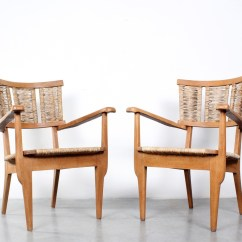 Mart Stam Chair Knoll Office Chairs Pair Of Arm 1940s 61141
