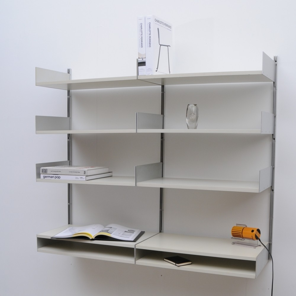 Wall unit by Dieter Rams for Vitsoe 1960s  62063