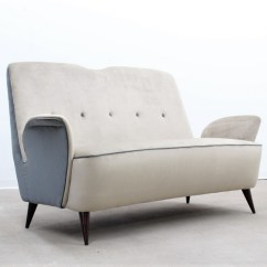 A Sofa In The Forties West Elm Sleeper From By Nino Zoncada For Unknown Producer
