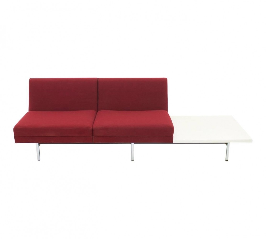herman miller modular sofa kmart nz bed by george nelson for 1950s