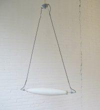 Vintage hanging lamp, 1980s | #64551
