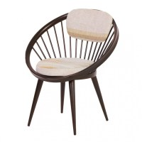 Circle Chair by Yngve Ekstrom for Swedese, ca. 1960 | #67819