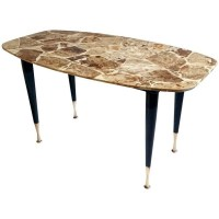 Vintage coffee table, 1950s | #71247