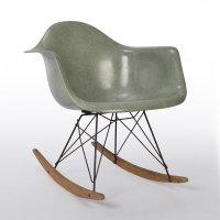 Original First Generation Zenith Vintage Seafoam Eames RAR ...