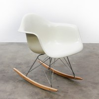 RAR rocking chair by Charles & Ray Eames for Herman Miller ...