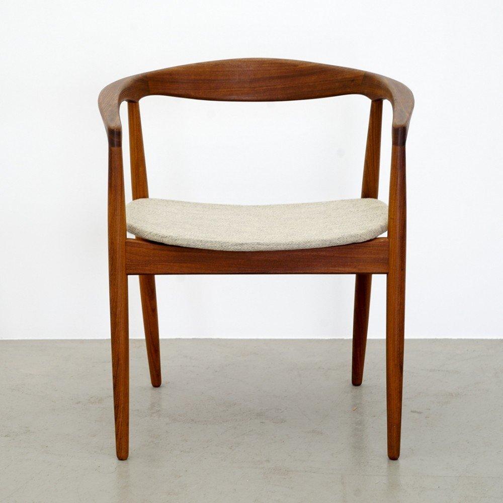 Danish chair by Kai Kristiansen  76273