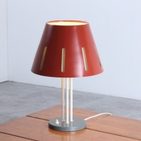 Sun series desk lamp by H. Busquet for Hala Zeist, 1950s ...