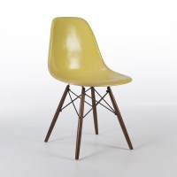 Eames Yellow Chair - Frasesdeconquista.com
