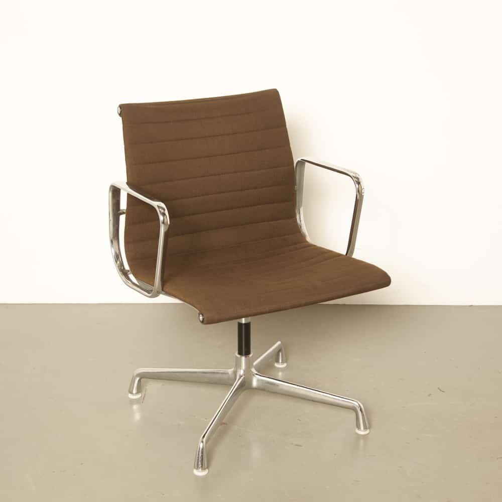 Herman Miller Office Chair 4 X Ea108 Alu Office Chair By Charles Ray Eames For Herman Miller 1960s