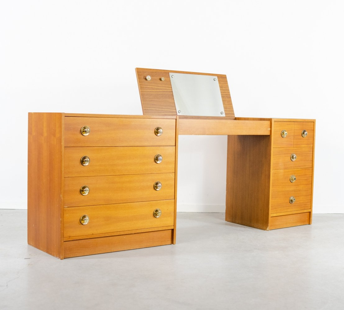 Swedish Modern Dressing Table 1960 S 139250