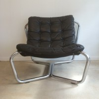 Vintage lounge chair, 1960s | #41831