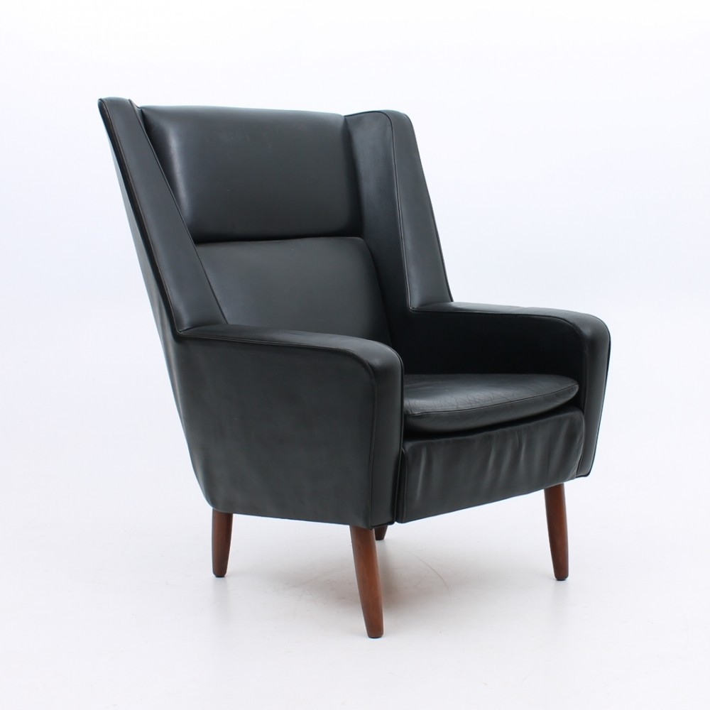 Vintage lounge chair 1950s  42079