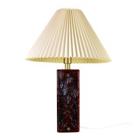 Quality dual light table lamp by Nafa Sweden, 1960s | #43099