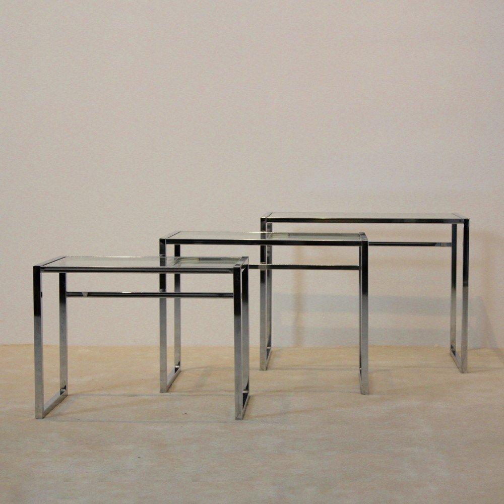 IKEA nesting table, 1960s