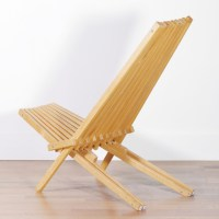 Vintage lounge chair, 1950s | #43877