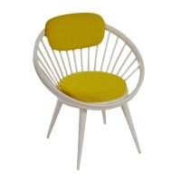 Circle Lounge Chair from the sixties by Yngve Ekstrm for ...