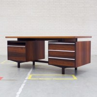 Vintage writing desk | #46160