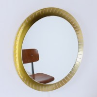 Large Vanity mirror, 1950s | #54388