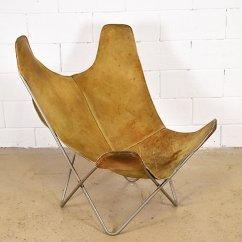 Butterfly Lounge Chair Reclining Rocking Nursery By Jorge Ferrari Hardoy For Knoll